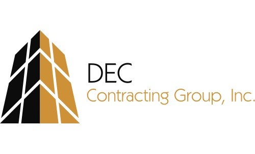 logo for the DEC Contracting Group
